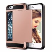 cell phone case with card slot for iphone 6s images
