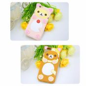 Cute bear carton phone case for iphone 7 images