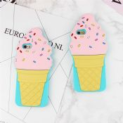Ice Cream 3D Silicon Case for Iphone 6s images