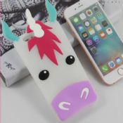 Matte TPU Cartoon Case For iPhone 6S images