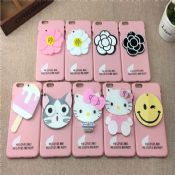 pink color cover cute case for iphone 6 6s plus images