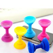 Silicone Double Sided Suction Cup Holder images