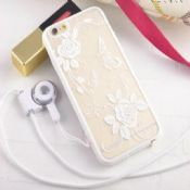 Vintage Flower Pattern Fashion Luxury phone case for iphone6 images