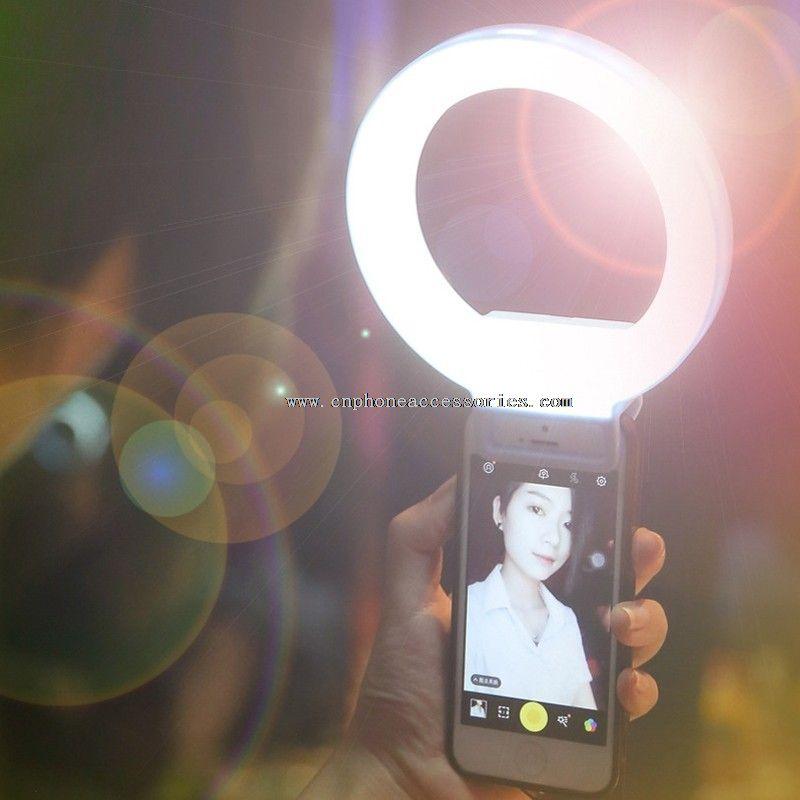big selife ring light