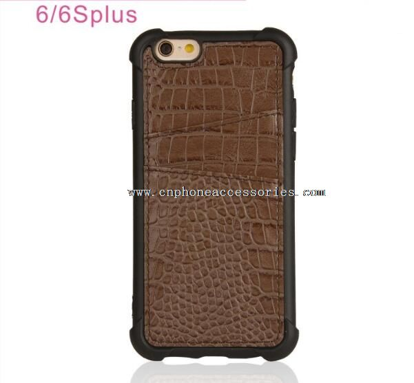 card holder case For iPhone 6S Plus