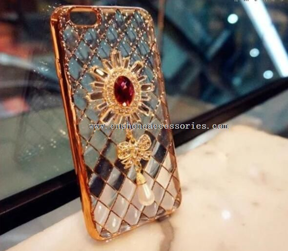 crystal diamond case for iPhone 6/6 Plus