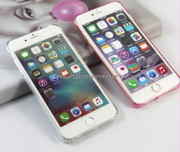 For iPhone 5S/6/6 Plus Soft Covers