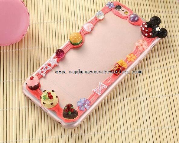 For iPhone 6S/6S Plus Plastic Hard Cases
