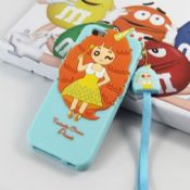 Animal Silicone Case For iPhone 6Plus images