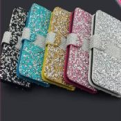 Leather Diamond Case For iPhone 6/6 Plus images