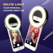 led ring selfie light for iphone images