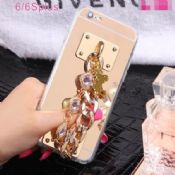 TPU Chain Bracket Case For iPhone 6 Plus images