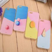 TPU sweet-fruit phone case cover for iphone5/6 images