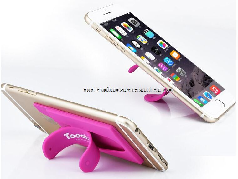 silicone mobile phone holder