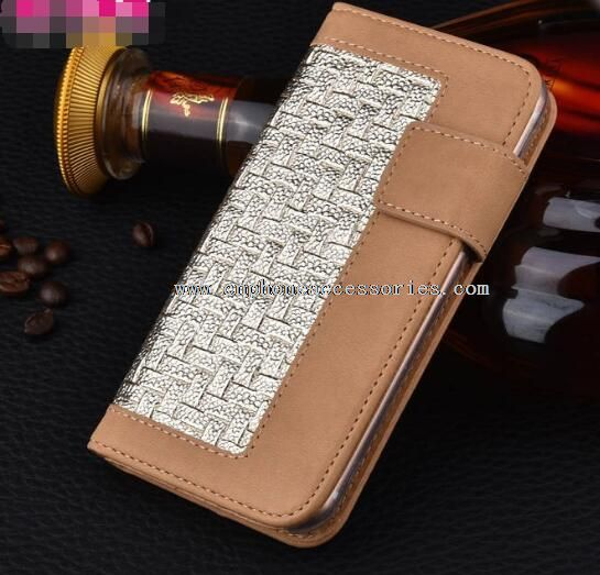 Wallet Leather Case For iPhone 6S