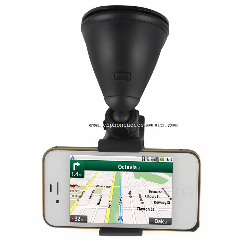 clip smartphone holder in car