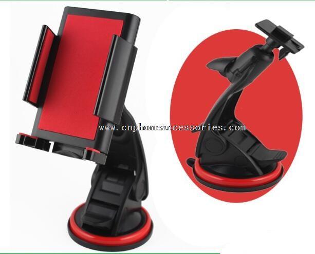 plastic adjustable cell phone tablet holder