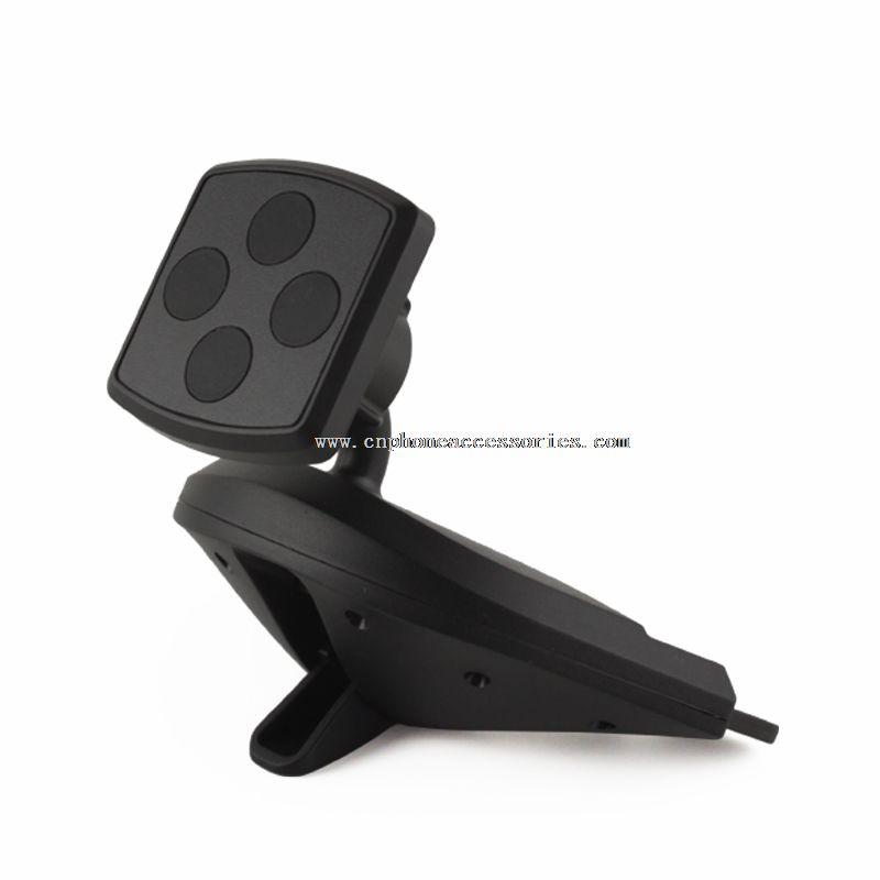 slot mount holder for mobile phone
