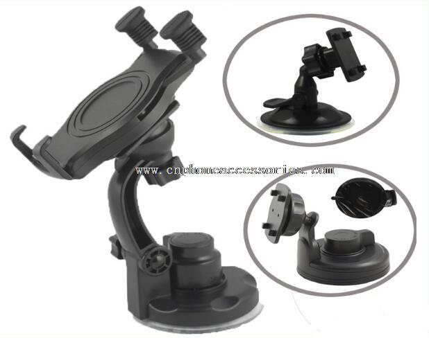Universal phone cradle windshield car holder