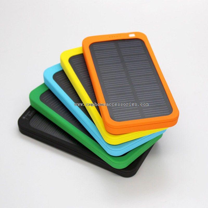 4000Mah Solar Power Bank