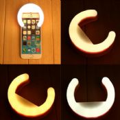 Selfie LED Phone Camera Ring Light images