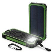Solar Panel Charger 10000mah images