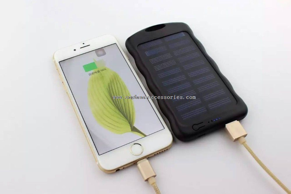 Power Bank Solar Battery Charger