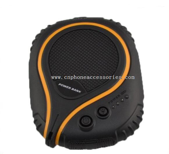 waterproof power portable powerbank