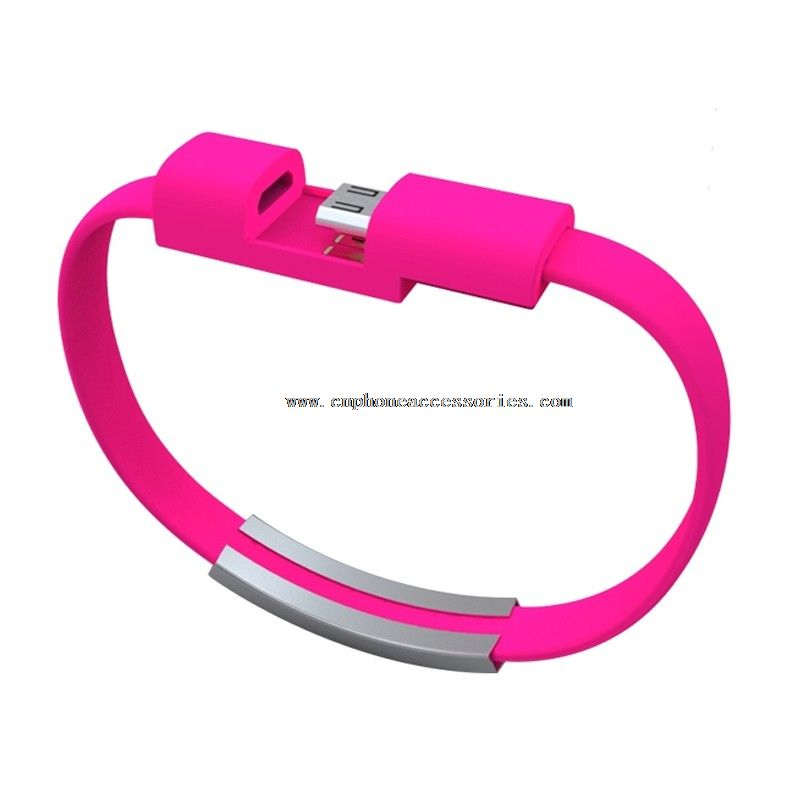 Wristband Data Usb Cable