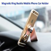 360 degrees Magnetic Car Dashboard Mobile Mount images
