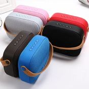 mini stereo handbag shape portable bluetooth speaker images