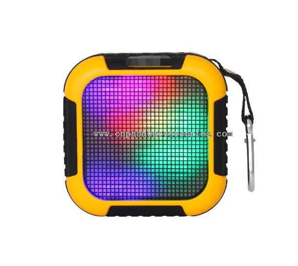 LED Light Bluetooth Speaker with APP Control
