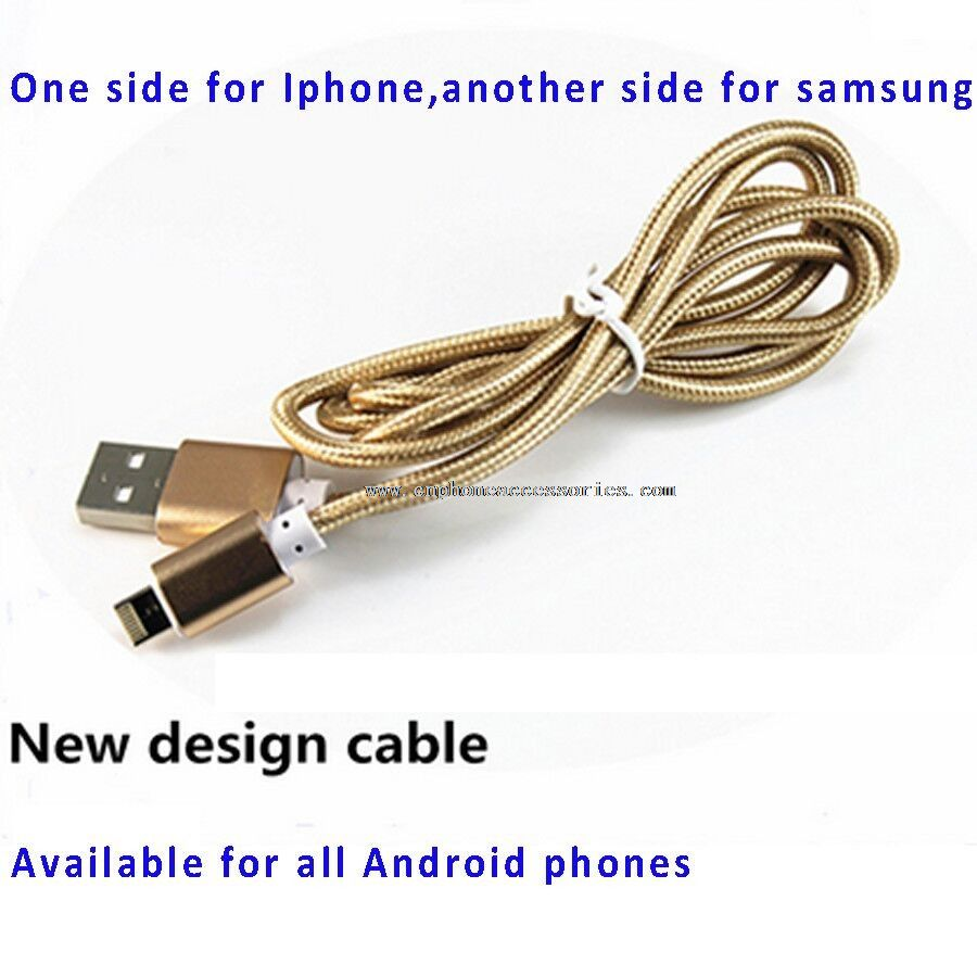 Lighting usb date cable