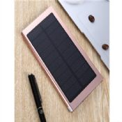 6000mah solar power bank charger images