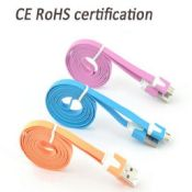 colorful type mirco usb date cable images