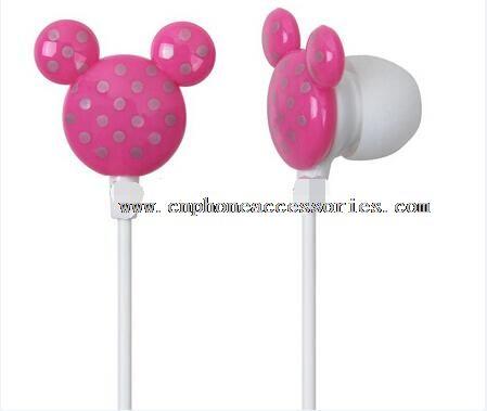 Cat Ear Cute Earbuds
