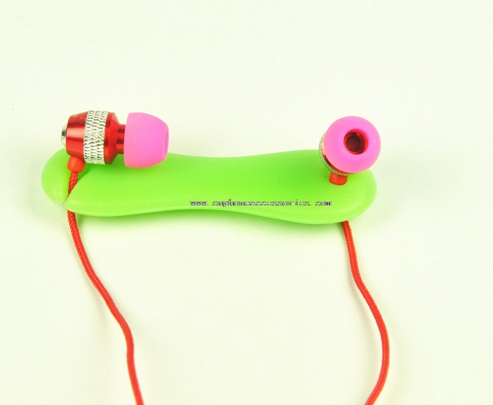Metal In-ear stereo earphone