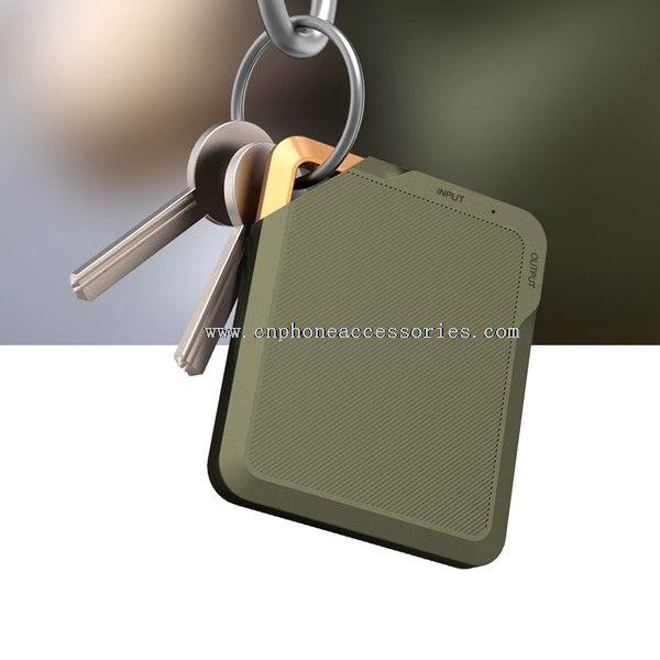 Mini Credit Card Power Bank 1300mah