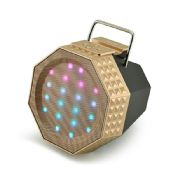 LED Lighting Colorful Changin bluetooth speaker images