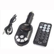 Remote control car mp3 player fm transmitter with fm modulator images