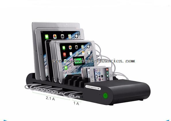 10 Ports Portable Phone Usb Charger