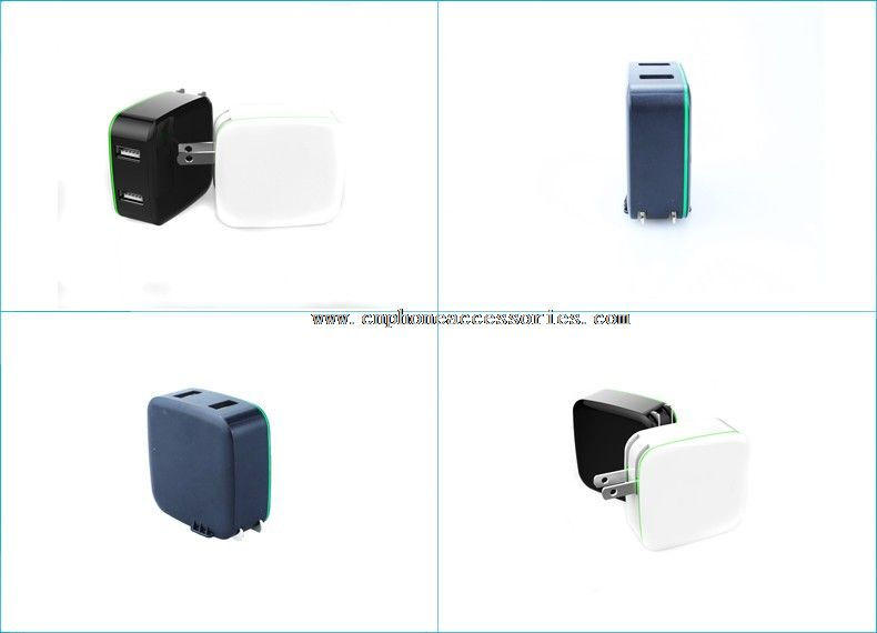 2.4A USB Chargers