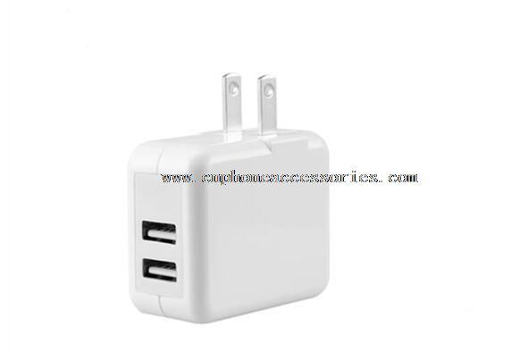 2 Port Phone Travel Charger