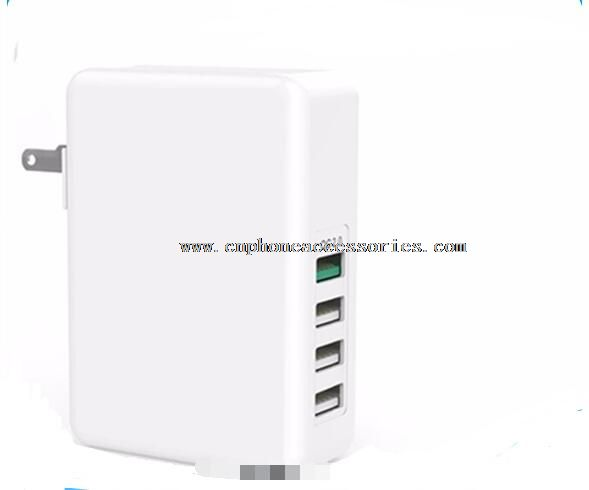 4 Usb Port Chargers
