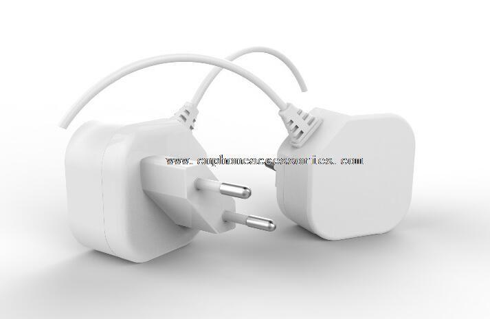 EU Plug 5V 2.4A Travel Charger