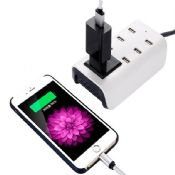 1 Port 5V 1A Mobile Phone Portable Charger images