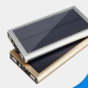 8000mAh solar charger power bank images