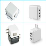 Travel USB Charger For Mobile Phone images