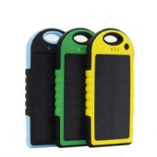 waterproof mobile charger solar power bank images