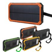 Waterproof Sun Solar Power Bank images